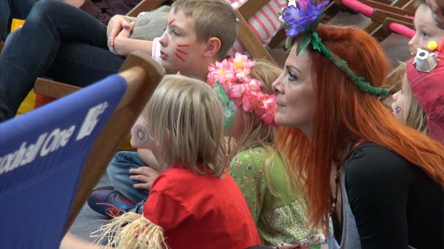 Moana: Screening and family fun day
