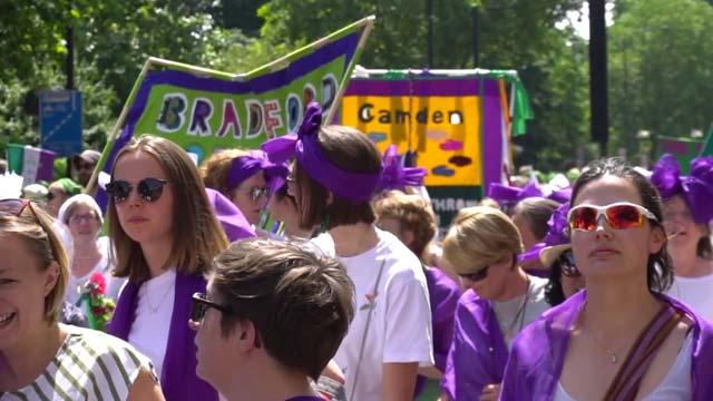 SuffrageArts Camden